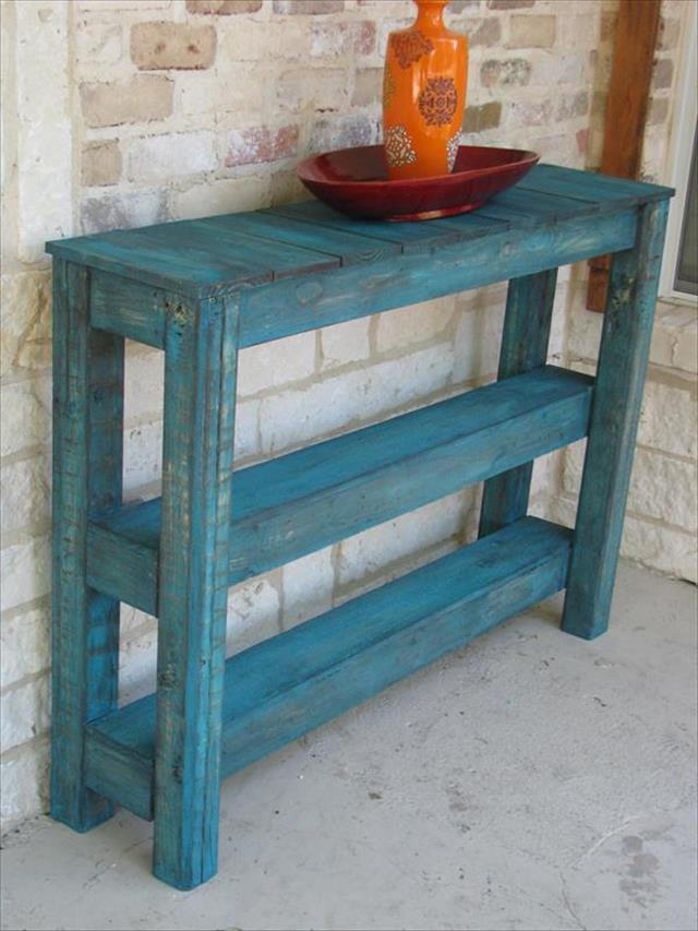 10 Diy Pallet Furniture Ideas 1001 Pallet Ideas