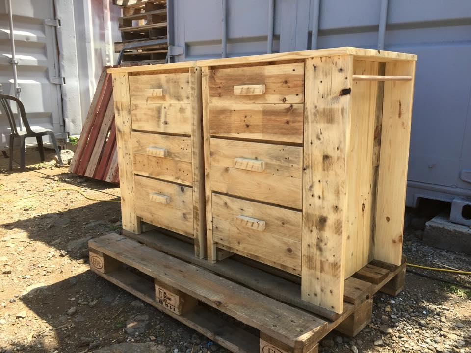 Pallet Ideas Recycled Pallet Ideas For Your Home - Pallet ideas for bathroom